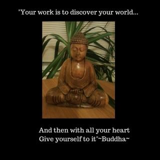 Buddha, Christ and oh mama!
